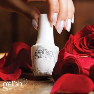 Gelish 15ml I'm drawing a Blanco