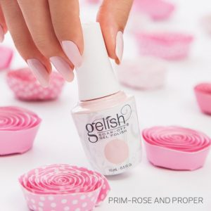 Gelish 15ml Prim-Rose and Proper