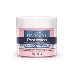 Prohesion Powder Studio Cover Warm Pink