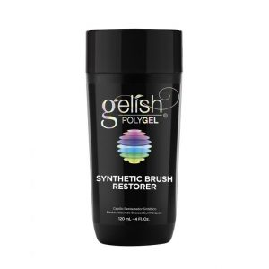 Gelish Polygel Synthetic Brush Restorer
