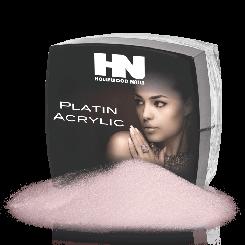 Hollywood Nails Platin Baby Boomer Rosé Acryl