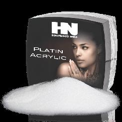 Hollywood Nails Platin Baby Boomer White Acryl (Winter White)