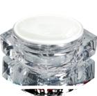 Hollywood Nails Platinum Fiber Gel – Classic White