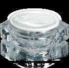 Hollywood Nails Platinum Fiber Gel – Glimmer White