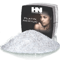 Glitter Powder 164 Crystal White