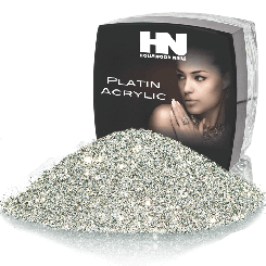 Glitter Powder 263 Silver Sparkle