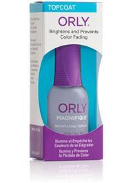 Orly Magnifique – topcoat 18ml