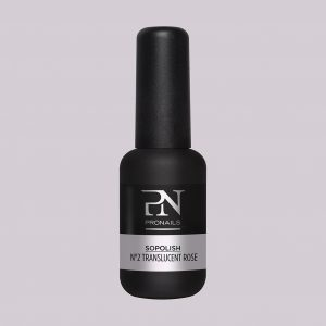 Pronails Sopolish 2 Translucent Rose 8 ml