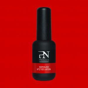 Pronails Sopolish 127 Red Lantern 8 ml