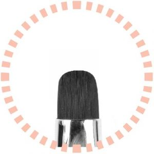 ProNails #09 Eraser Brush
