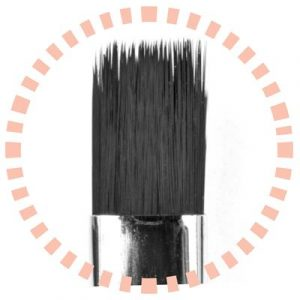 ProNails #10 Punky Brush