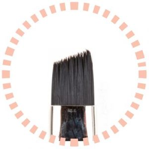 ProNails #13 Cut Off Stroke Brush