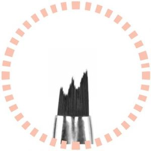 ProNails #14 Spiky Brush