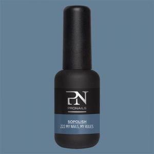 Pronails Sopolish 222 My Nails, My Rules 8 ml