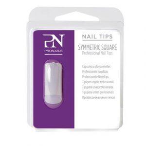 ProNails Tips Navul Symmetric Square