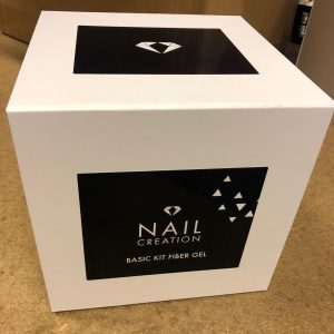 NailCreation Starters pack / Basic Kit Fiber Gel