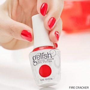 Gelish 15ml Fire Cracker