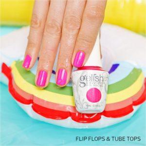 Gelish 15ml Flip Flops & Tube Tops