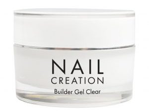 NailCreation Builder Gel – Clear