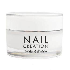NailCreation Builder Gel – White