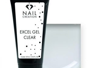 "NailCreation ""Excel Gel"" Polygel – Clear"