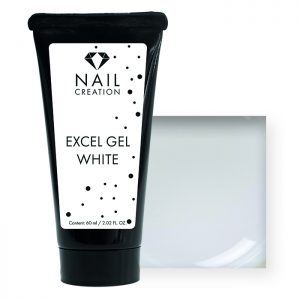"NailCreation ""Excel Gel"" Polygel – Wit"