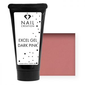 "NailCreation ""Excel Gel"" Polygel – Dark Pink"