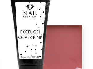 "NailCreation ""Excel Gel"" Polygel – Cover Pink"