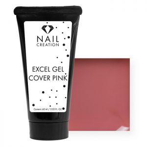 "NailCreation ""Excel Gel"" Polygel – Cover Pink"