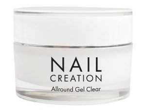 NailCreation Allround Gel – Clear