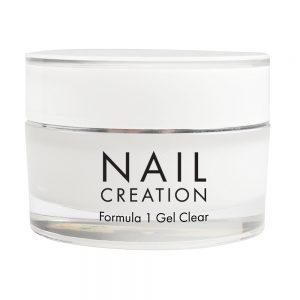 NailCreation Formula 1 Gel – Clear