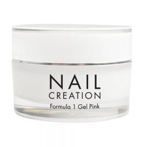 NailCreation Formula 1 Gel – Pink