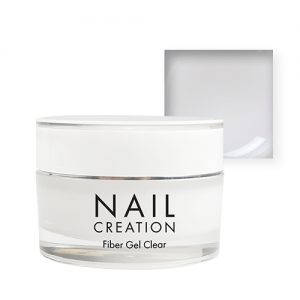 NailCreation Fiber Gel – Clear