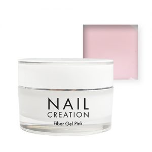 NailCreation Fiber Gel – Pink