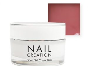 NailCreation Fiber Gel – Cover Pink