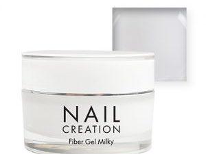 NailCreation Fiber Gel – Milky