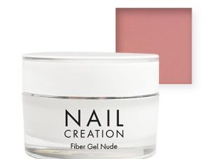 NailCreation Fiber Gel – Nude