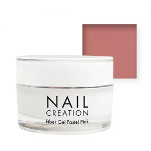 NailCreation Fiber Gel – Pastel Pink