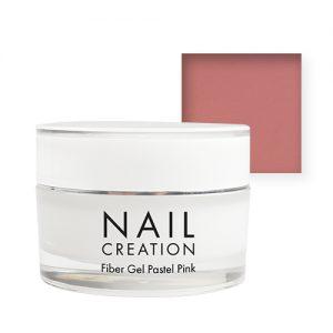 NailCreation Fiber Gel – Pastel Pink