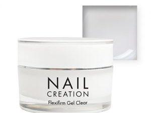 NailCreation FlexiFirm Gel – Clear