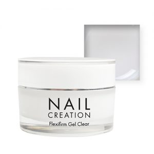 NailCreation FlexiFirm Gel – Clear
