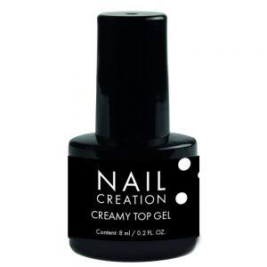 NailCreation Creamy Top Gel