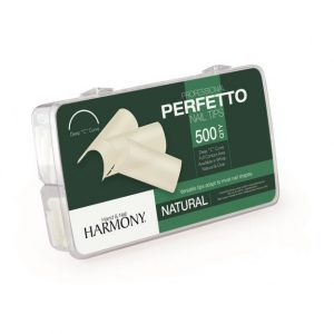Harmony Perfetto Natural Tipbox 500pcs
