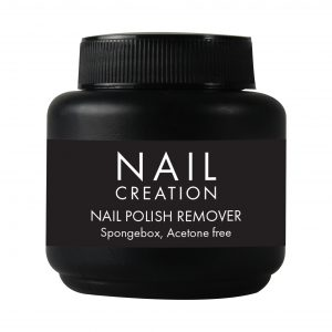 NailCreation Nail Polish Remover – Sponge Box