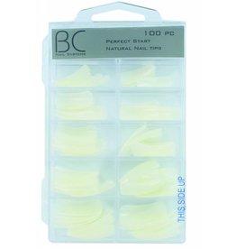 BC Perfect Start Natural Nail Tips