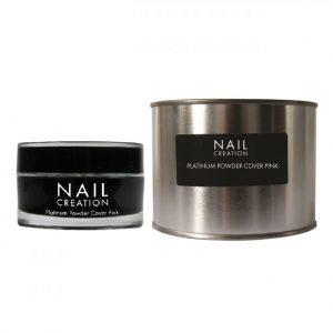 NailCreation Platinum Powder – Cover Pink