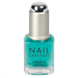 NailCreation Cuticle Oil – Green/ Coconut