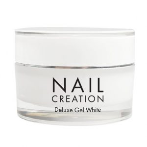 NailCreation DeLuxe Gel – White