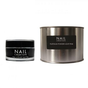NailCreation Platinum Powder – Light Pink