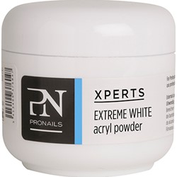 ProNails Acryl powder Extreme White